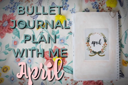 PLAN WITH ME: APRIL